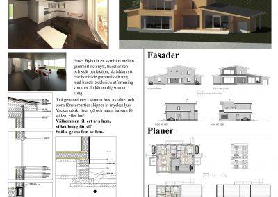 D3:ByBo byggprojekt smahus P2