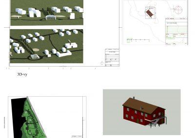 E3: byggprojekt smahus P1