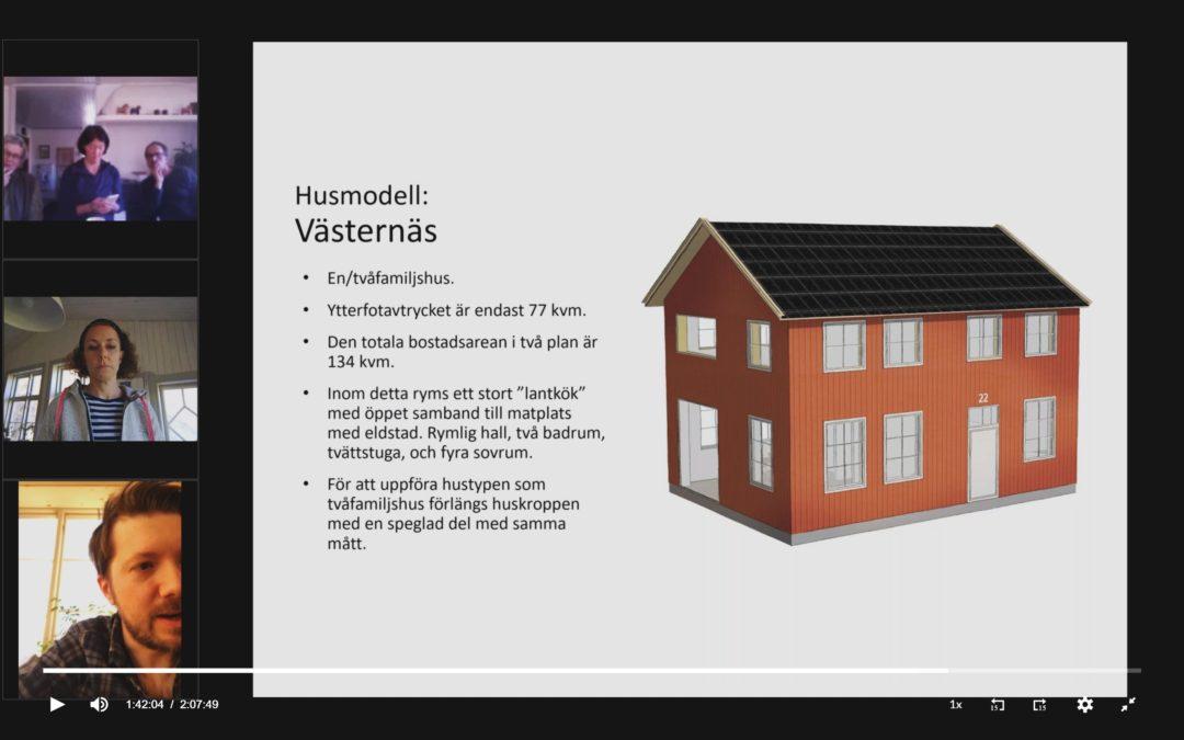 Bysjöstrand Ekoby – Webbseminarium 20 mars 2020